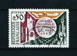 Francia  Nº Yvert  1334b VARIEDAD (sin Polo Sur)  USADO - Sin Clasificación