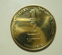 Israel 1/2 New Sheqel - Israel