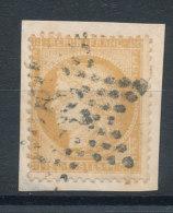 59 Cérès 15c Bistre - Oblitération Etoile Sur Fragment - 1871-1875 Ceres