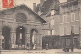 GRAMAT       PLACE DE LA HALLE - Gramat