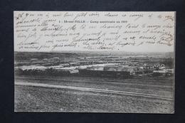 IS SUR TILLE N°1 Camp Américain En 1919, Baraquements US Military, American WWI Guerre 14-18 - Is Sur Tille