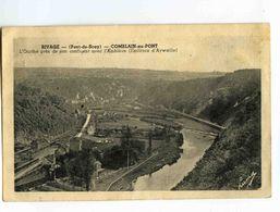 C 68  -  Rivage (Pont De Scay)  -  Comblain-au-Pont  -  L'Ourthe Près De Son Confluent Avec L'Amblève - Comblain-au-Pont