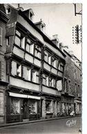 LANNION - HOTEL DE GEOFFROY DE PONTBLANC- CREMERIE - ANIMATION - Lannion