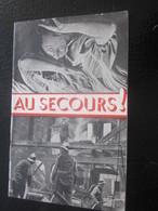 """1933 EXTINCTEURS PYRÈNE """"PP"""" TRANSPORT CATALOGUE PUBLICITÉ GUIDE PUBLICITAIRE AU SECOURS INCENDIES RISQUES ÉLECTRIQUES - Advertising"""