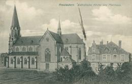DE / SAARLOUIS /  Fraulaute K. Kirche Und Pfarrhaus / - Kreis Saarlouis
