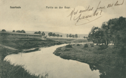 DE / SAARLOUIS / Partie An Der Saar / - Kreis Saarlouis