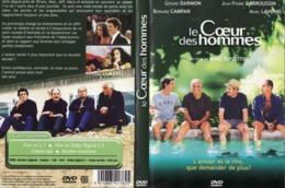 DVD LE COEUR DES HOMMES TTB Port 110 Gr Ou 30gr - Comedy