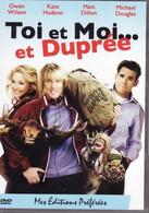 Dvd TOI MOI ET DUPREE TTB Port 110 Gr Ou 30gr - Comedy