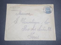 DANEMARK - Enveloppe Commerciale De Copenhague Pour Paris En 1902 - L 11933 - 1864-04 (Christian IX)