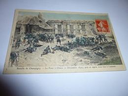 Bataille De Champigny ..le Four A Chaux..2-12-1870 - Altre Guerre