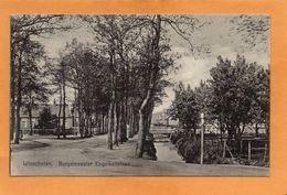 Winschoten Netherlands 1930 Postcard - Winschoten