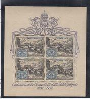 YVERT HB 1 **.   CENTENARIO DEL SELLO DE LOS ESTADOS DE LA IGLESIA - Vaticano (Ciudad Del)
