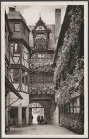 Wanebachhöfchen Im Römer, Frankfurt Am Main, Deutschland, C.1930 - Hartmann Foto AK - Frankfurt A. Main