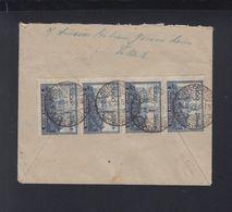Dt. Reich Brief 1923 Geisenheim Nach Bühl - Briefe U. Dokumente