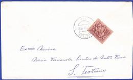 Cover - Odeceixe To S. Teotónio, Portugal // Cancel - Odeceixe . 1960 - 1910-... República