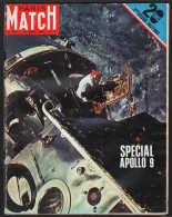 8107 M -  Apollo 9  Eric Tabarly  J.Hallyday  Les 20 Ans De P.Match  M.Mercier G.Philipe Farah Dibah  B.Moitessier - General Issues