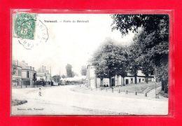 27-CPA VERNEUIL SUR AVRE - PORTE DE BRETEUIL - Verneuil-sur-Avre