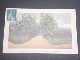 PORTUGAL - Oblitération De Lagos Sur Carte Postale En 1914 Pour La France - L 11968 - 1910-... République