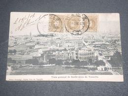 ESPAGNE - Oblitération De Cadix Sur Carte Postale En 1907 - L 11969 - Covers & Documents