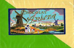 Etiquette Emballage Chocolat  ARISTA KEMMEL Moulin - Labels