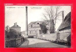 27-CPA SERQUIGNY - USINE DE CHIFFONNERIE - Serquigny