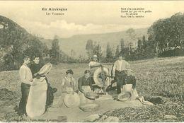 Cantal Les Vanneurs éditeur Gély TTB - Autres Communes