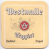 #D190-197 Viltje Westmalle - Sous-bocks