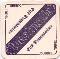 #D190-202 Viltje Westmalle - Sous-bocks