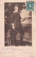 REY D. FELIPE IV, VELAZQUEZ. HAUSER Y MENET-CIRCULEE TO URUGUAY-TBE-BLEUP - Pittura & Quadri