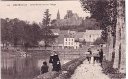 29 - Finistere -  CHATEAULIN  - Notre Dame Vue Du Halage - Châteaulin
