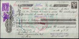 Bolivia 1966 Letra De Cambio Bs10000.-. Hiperinflacion. H&A 121 Conversion $b. See . - Bolivia