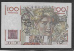 France 100 Francs Jeune Paysan - 17-2-1949 - Fayette N°28-22 - SPL - 100 F 1939-1942 ''Sully''