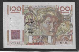 France 100 Francs Jeune Paysan - 12-10-1950 - Fayette N°28-27 - SUP - 1871-1952 Anciens Francs Circulés Au XXème