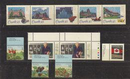 Canada 1990 .. 11v ** Mnh (37318) - 1952-.... Regering Van Elizabeth II