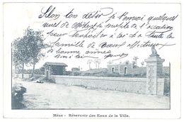 Cpa Mèze - Réservoir Des Eaux De La Ville - Mèze