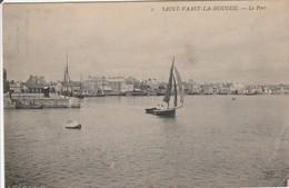 CPA: SAINT VAAST La HOUGUE  Le Port - Saint Vaast La Hougue