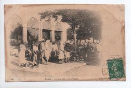 TUNIS - LE MARCHE RUE D'ITALIE - Tunisia