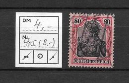 LOTE 1567  ///   ALEMANIA IMPERIO  93 I - Germany