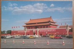 TIANANMEN – PECHINO – VIAGG. 1998 – (2183) - Cina