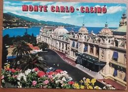 100/55 – MONTE CARLO – CASINO – VIAGG. ANNI '90 – (2189) - Monte-Carlo