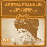 Disque 45 Tours ARETHA FRANKLIN (1968 ATLANTIC 650113) Genre Funk Soul/style Soul - 2 Titres - Disco, Pop
