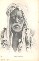 Algerie, Négro Mendiant - Mannen