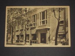 Cpa Paris 20e - Le Foyer De Belleville - La Façade (Ch. L. Bonnal Architecte) - Arrondissement: 20