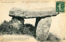 DOLMEN(SAINT NECTAIRE) - Dolmen & Menhirs