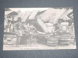 SENEGAL - Carte Postale - Dakar , Un Coin Du Marché , Voyagé - L 12002 - Senegal