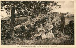 DOLMEN(POITIERS) - Dolmen & Menhirs