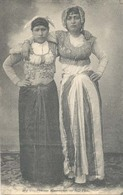 Algerie, Femmes Mauresques - Vrouwen