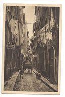 19113 - Marseille Une Rue Du Vieux Quartier Vieux Port Bar Restaurant Yugo Salvia - Vieux Port, Saint Victor, Le Panier