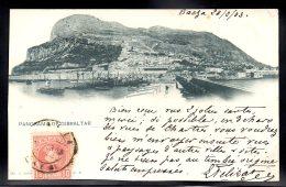 GIBRALTAR - Panorama Of Gibraltar - Gibilterra
