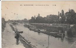 CPA: SURESNES  Les Bords De Seine - Suresnes